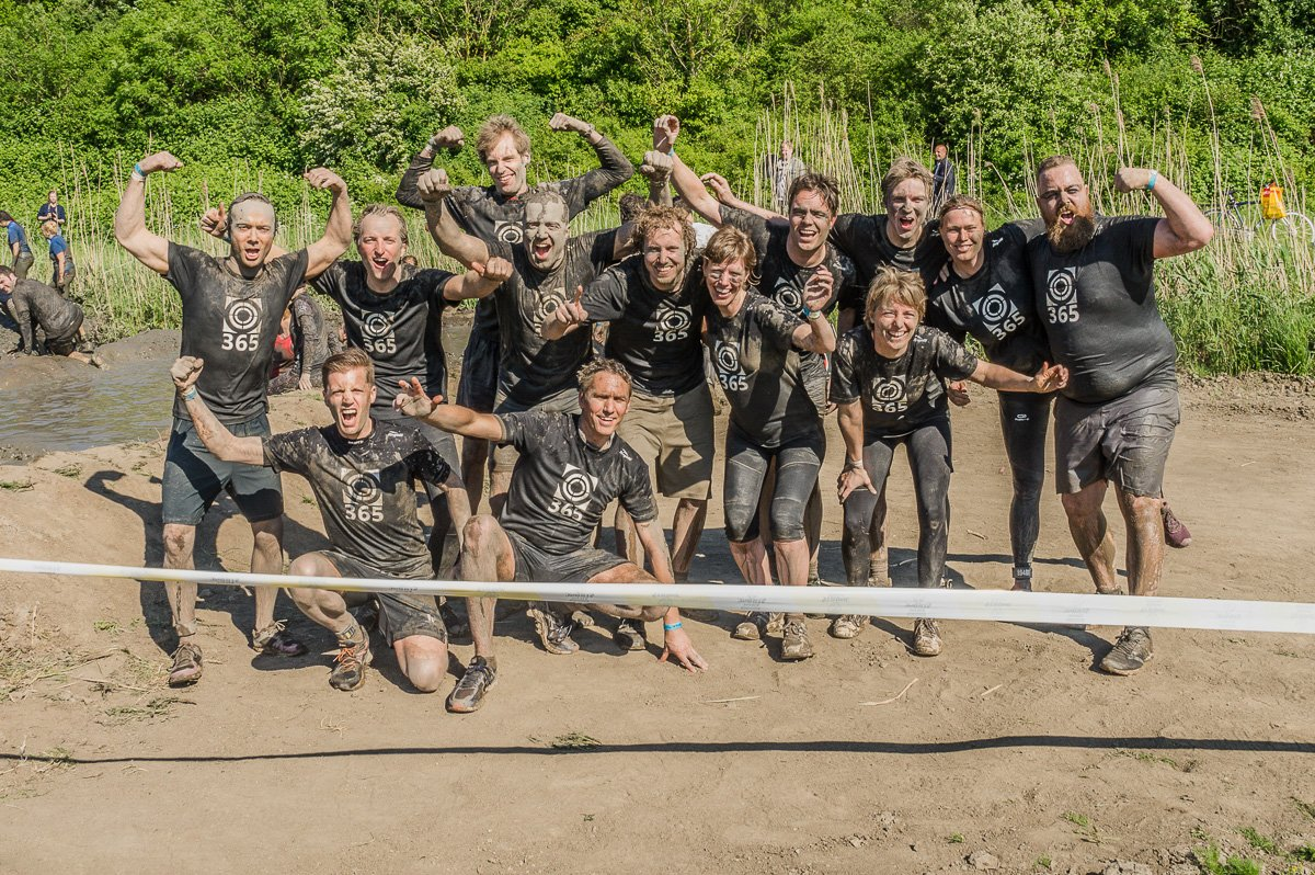 Strong Viking Obstacle Run 2017