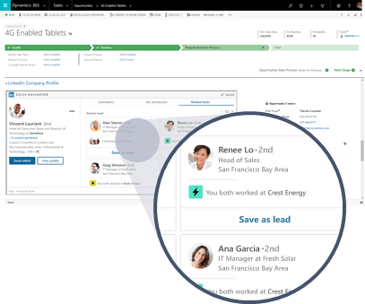 Dynamics 365 for Marketing - LinkedIn