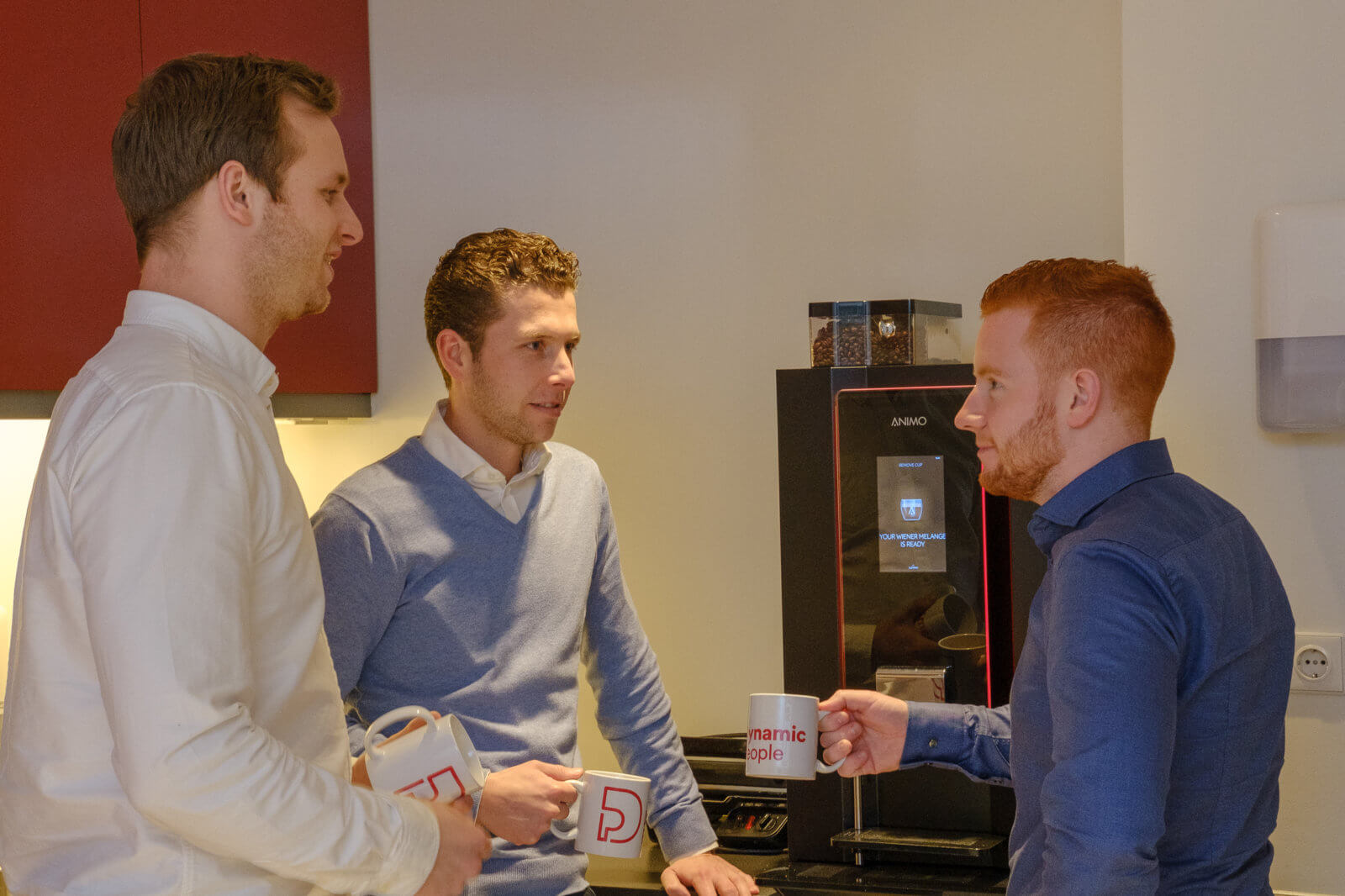 Young Professionals koffie
